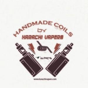 Hand Made Coils By Karachi-Vapers
