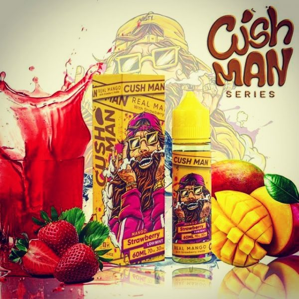 cushman strawberry