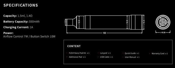 Acrohm-Fush-Nano-Pod-Kit