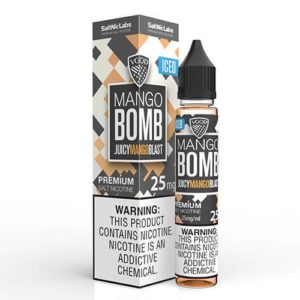 Mango Bomb Saltnic By VGOD 30ML