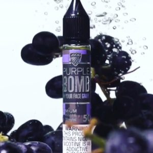 Purple Bomb SaltNic By VGOD 30ML