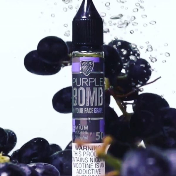 purple bomb vgod
