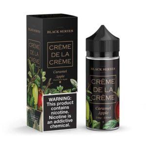Creme De La Creme Caramel Apple Eliquid 100ML