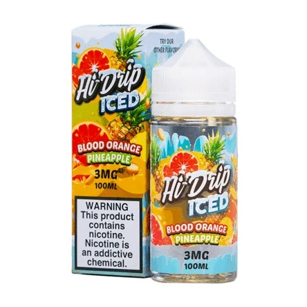 Blood_Orange_Pineapple_By_Hi-Drip_Iced_100ML
