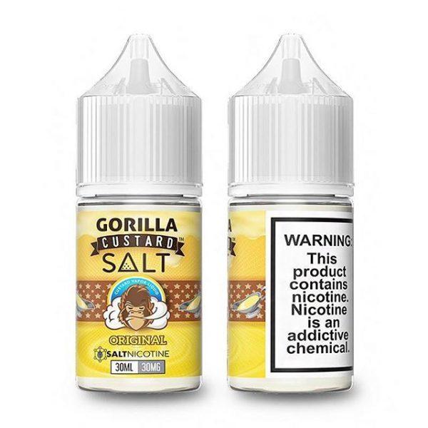 Gorilla_custerd_Nicotine_Salts_orignol_E-Liquid_300x300