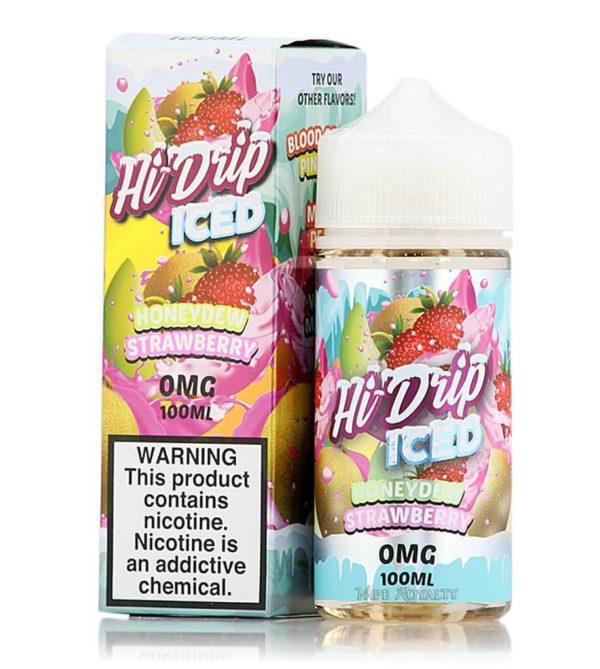 Hi_Drip_Honeydew_Strawberry_iced_ejuice