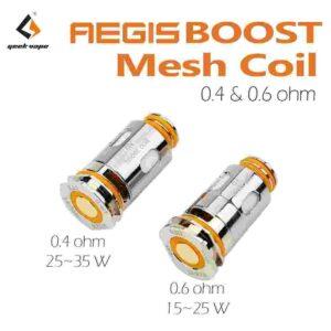 Aegis Boost Mesh Coil