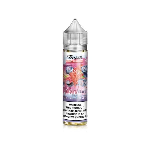 Berry Blast on ICE 60ML 6MG by-karachi_Vapers