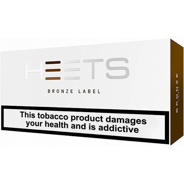 Bronze Label-HEETS IQOS By karachivapers.com
