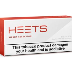 IQOS heating tobacco. HEET IQOS