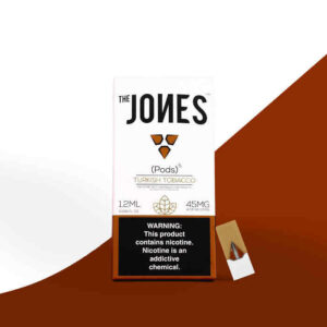 Jones Turkish Tobacco