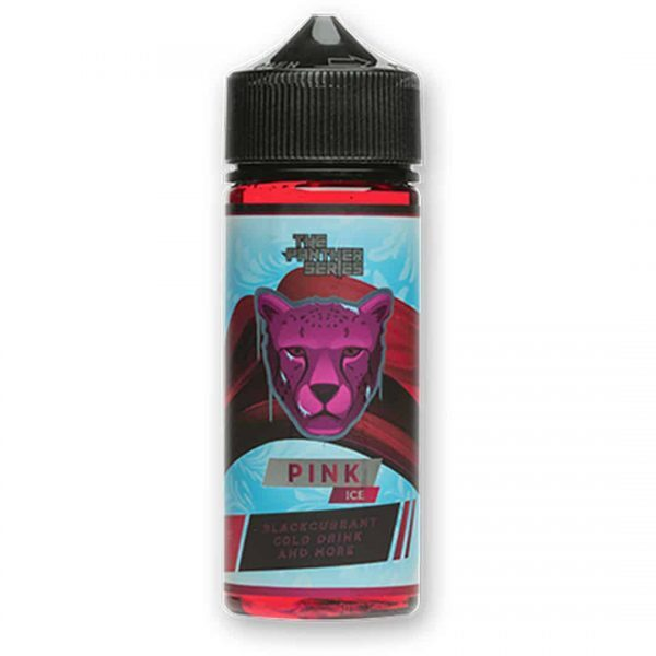 The Panther Series Pink Ice 120ml By Karachivapers.com