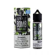 VGod iced Apple Bomb 60ml by Karachi_Vapers