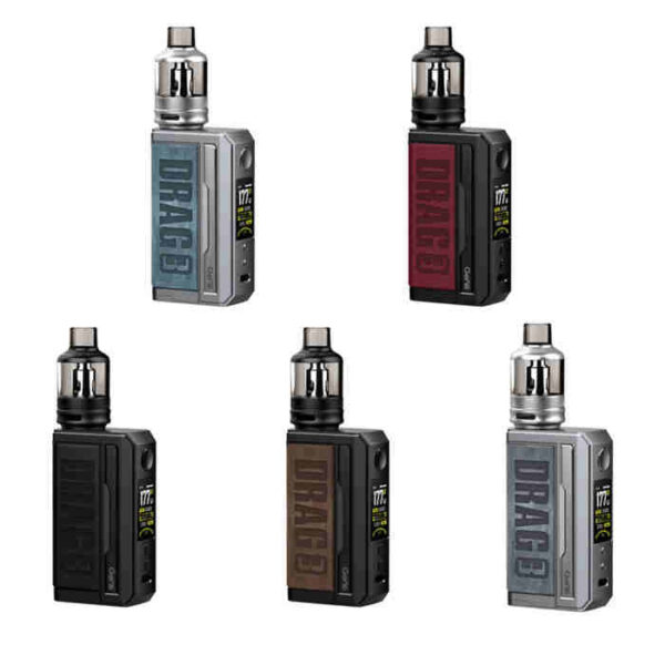 VOOPOO Drag 3 Pod Kit prodoct image by karachivapers.com