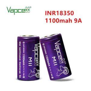 Vapcell Battery 18350