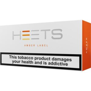 Amber Label – HEETS iQOS