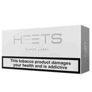 IQOS heating tobacco. HEETS IQOS