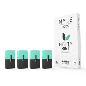 MYLE Mighty Mint Vape Pods