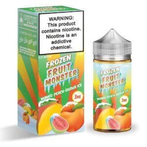 Frozen Fruit Monster Mango Peach Guava 100ml