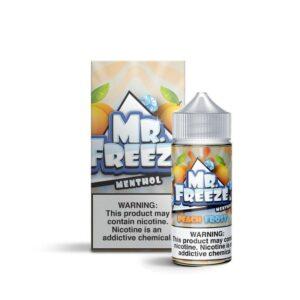 Mr. Freeze Peach Frost Menthol 100ml