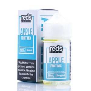 7 Daze Reds Apple Fruit Mix ICED 60ml
