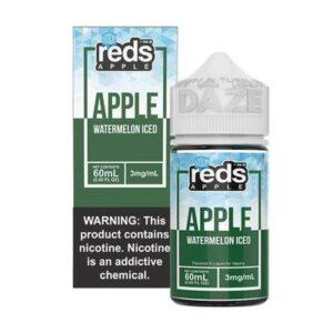 7 Daze Reds Apple Watermelon ICED 60ml