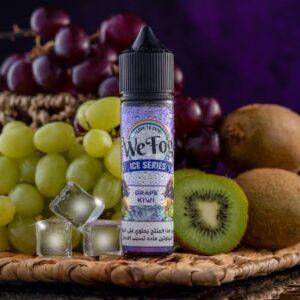 We fog grape kiwi ice