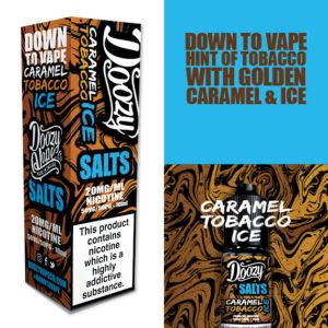 Doozy Vape Caramel Tobacco Ice 30ml