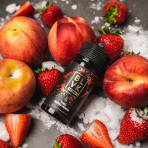 BLVK Reserve Iced Berry Peach 100ml