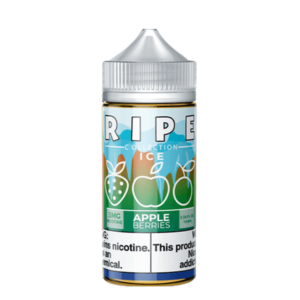Ripe Collection Apple Berries Ice 100ml