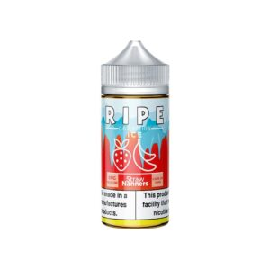 Ripe Collection Straw Nanners Ice 100ml